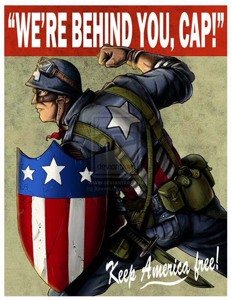 Wwii Search Captain America Ww2 Propaganda Posters Search The Captain