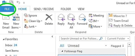 auto forwarding program how to set up auto forwarding in outlook 2013 tips and