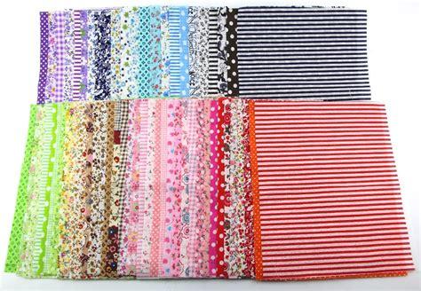 Patchwork Cloth - 15pieces 20cm 25cm remnant cloth fabric cotton fabric
