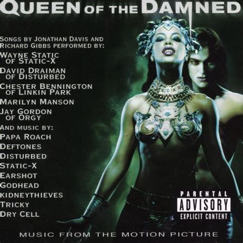 film with queen soundtrack queen of the damned 2002 soundtrack theost com all movie