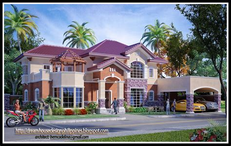 mediterranean house philippine dream house design mediterranean house