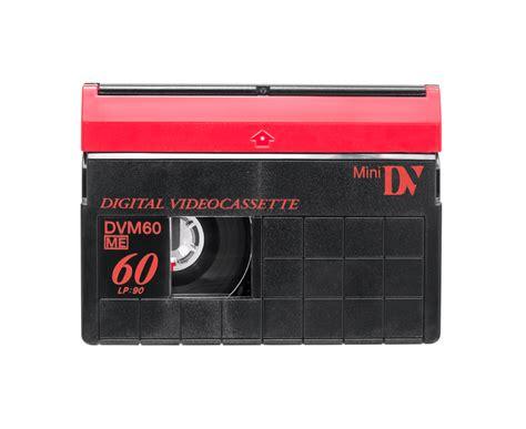 minidv cassette minidv dv hdv digitize my