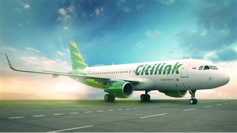 citilink indonesia citilink indonesia takes delivery of its 40th a320