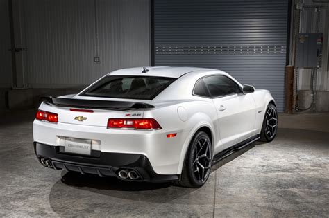 new camero 2014 camaro z 28 launched with 7 0l ls7 engine autoevolution