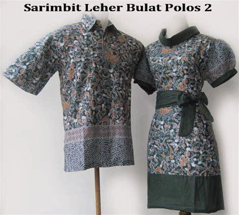 Sarimbit Batik Dres Lipit sarimbit leher bulat polos kosong javaethnics s