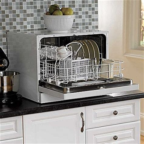 Carocelle Countertop Dishwasher by Dishwashers Counter Top Dishwasher
