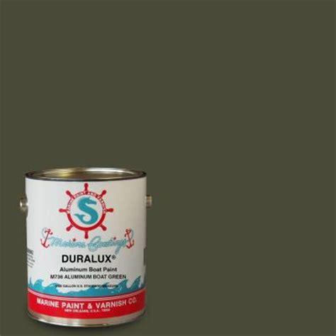spray paint aluminum boat duralux marine paint 1 gal aluminum boat green marine