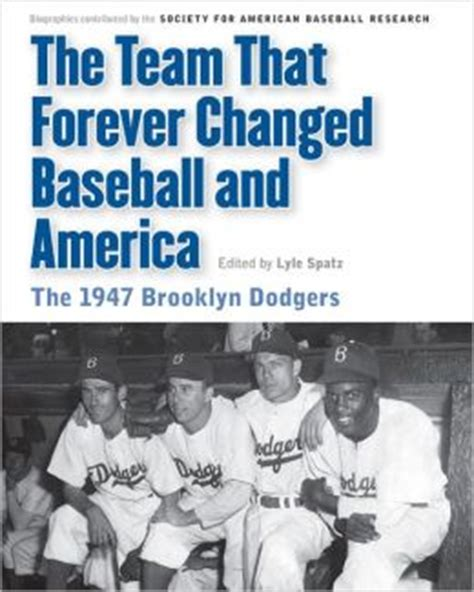 the united states v jackie robinson books the team that forever changed baseball and america the