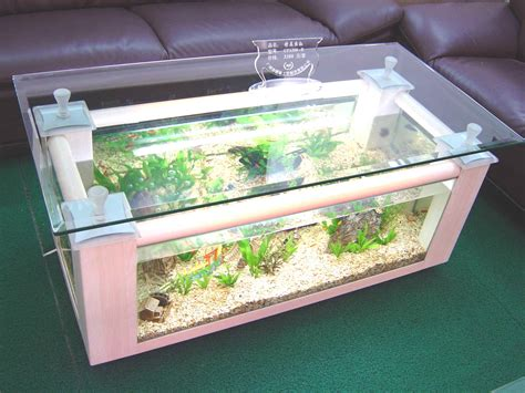 coffee table aquarium table aquarium fish tank interior home design home decorating