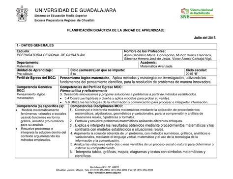 didactica para maestro by mauricio sanchez issuu 2015 b planeacion didactica pre calculo jjsh by pdr jos 233