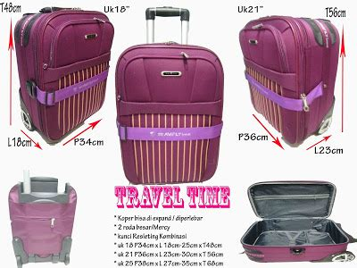 Tas Ransel 2 Resleting Uk 30cm distributor tas rangsel tas koper trolley travel time 8835