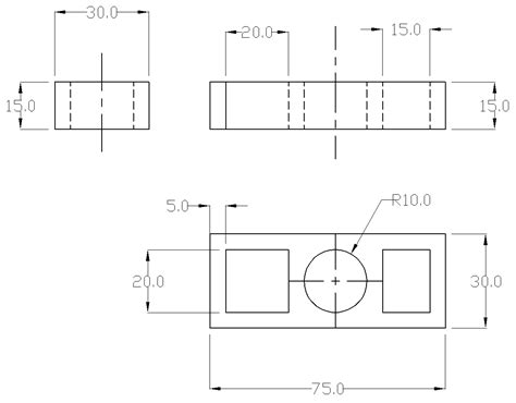 autocad tutorial orthographic 2d and 3d cad designing drafting and cad tutorials