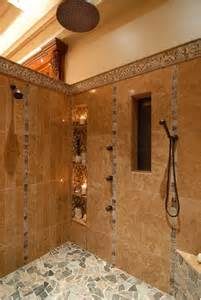 bathroom shower designs 21st century master bath remodel sharyn younger