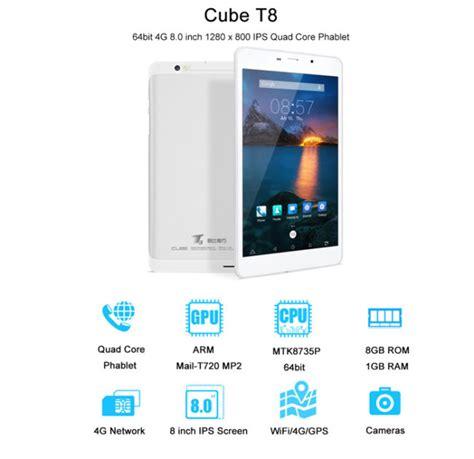 Cube T8 Version 4g Phablet cube t8 version 4g phablet