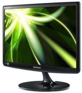 Monitor Samsung Led Sa100 aplikasi setting brigthness dan contras monitor led samsung sa100 syncmaster belajar komputer mu