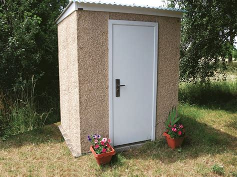 concrete sheds for the things or for relaxation