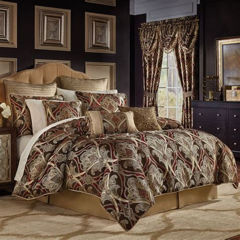 gold pattern bedding 95 best croscill bedding collections images on pinterest