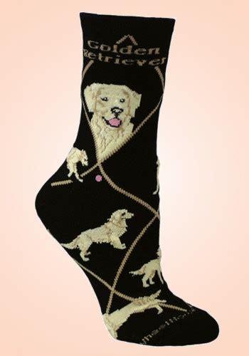 golden retriever socks golden retriever socks from critter socks