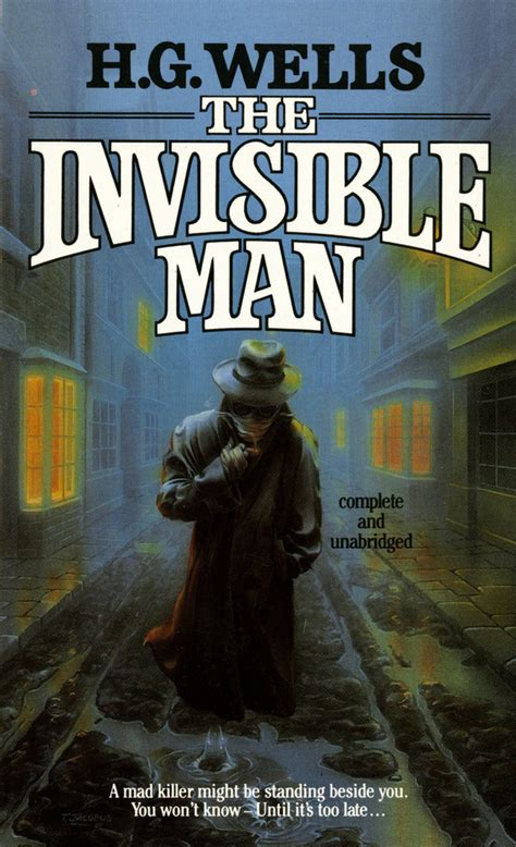 the invisible books the invisible h g macmillan