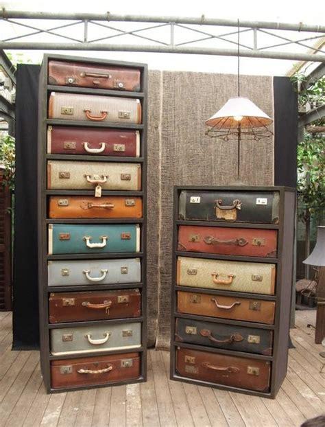 Cabinet Des Curieux by Le Cabinet Des Curieux Suitcase Drawers Par Plumb