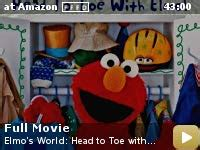 elmos world head  toe  elmo video  video
