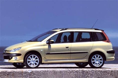 car peugeot 206 peugeot 206 sw 2002 2006 used car review car review