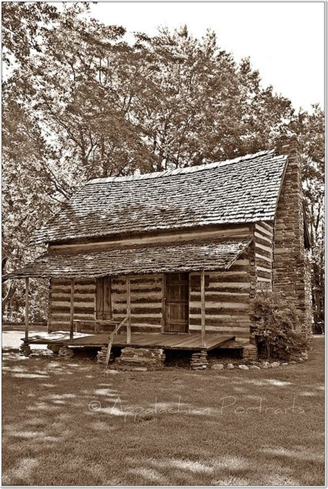 appalachian homestead early cabins homes