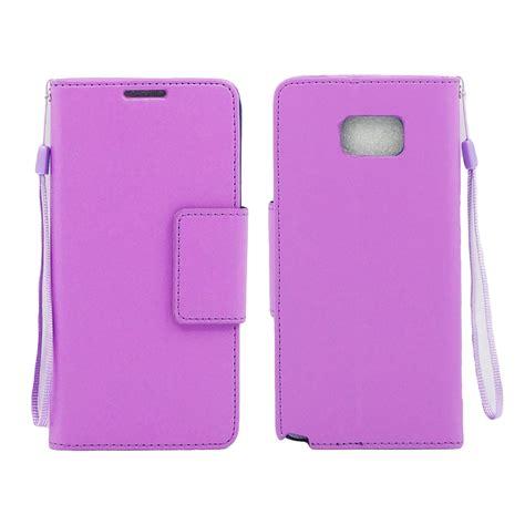 Samsung S6 Edge Plus Wallet Leather Casing Bumper Dompet Kulit saapni samsung galaxy s6 edge plus folio leather