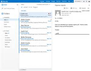microsoft announces office 365 email clutter buster