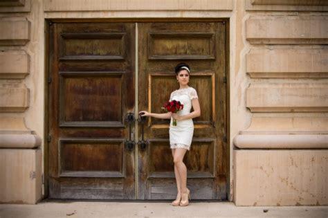 Waiting At Door by Vintage Photo Shoot