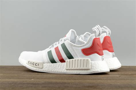 Adidas Nmd For Cheap 2017 cheap adidas originals nmd x gucci white running