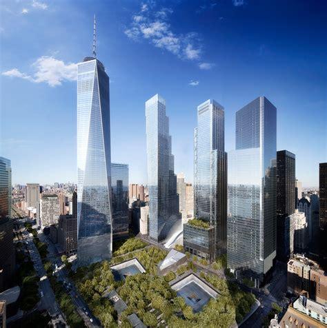 revealed bjarke ingels design   world trade center