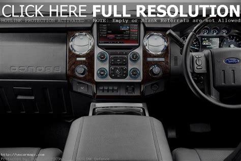 2020 Ford Bronco Interior Car Magz Us