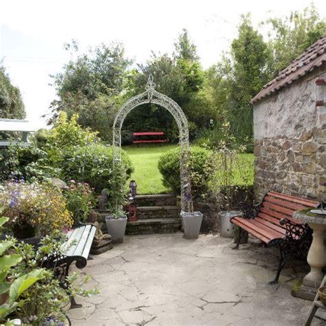 Home Outdoor Patio Garden Tranquil Secret Garden Patio Ideas Housetohome Co Uk
