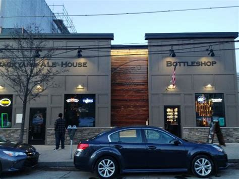 backyard ale house exterior of ale house and bottle shop picture of