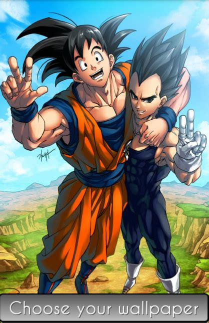 dbz wallpaper for android hd dragons fans dbz wallpaper hd 7 0 1 apk download android