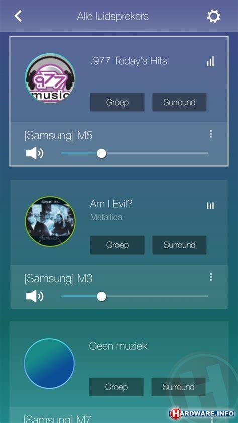 Samsung Multi Room App by Samsung Wireless Audio Multiroom Review Driehoekig Geluid