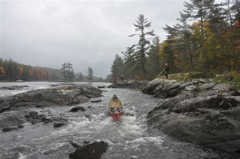 New Home Gift Canoe Canada The French River Images Frontier Bushcraft