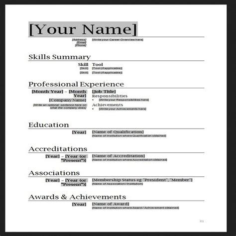 Best Resume Format Docx Best Free Resume Templates For Mac Resume Format Docx Resume Looks For 2016 Get Resume