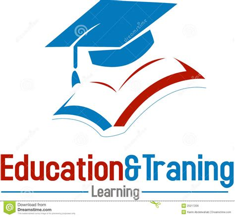 education and training clipart clipart education and training stock vector illustration of arms