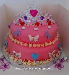 girls birthday cakes girls birthday cakes by costa cake design awesome cakes and party s