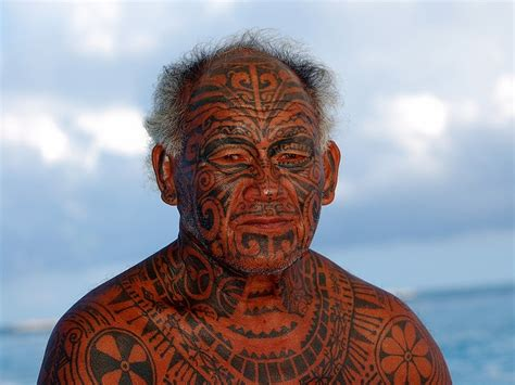 tattoo new caledonia tahiti people culture a collection of ideas to try
