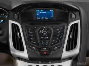 2013 ford focus interior u s news world report