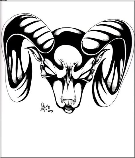 aries tribal tattoo designs zodiac aries tribal stencil tattooshunter