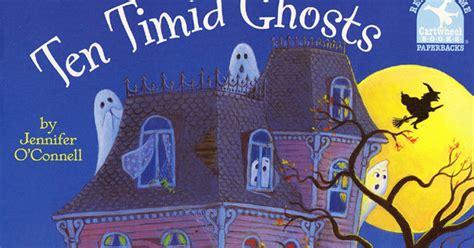 libro ten timid ghosts mrs ricca s kindergarten halloween subtraction freebie