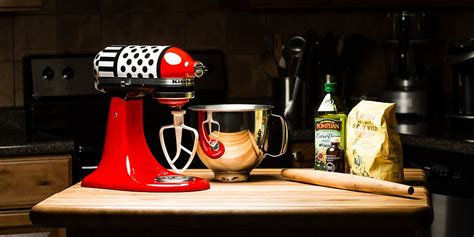 ColorWare Mixes Up the Limited Edition KitchenAid Stand Mixer