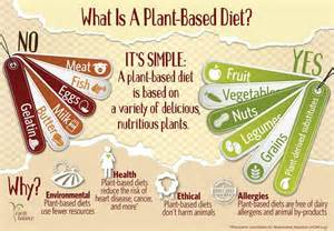 infographic what is a plant based diet made just right by earth balance vegan