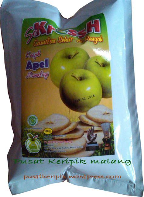 Kripik Keripik Buah Apel 100 Gr Snack Sehat Cemilan Unik pusat keripik malang keripik buah keripik apel manalagi keripik keripik buah keripik