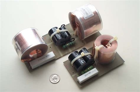diy inductor crossover diy surround speakertjes audio en hifi got