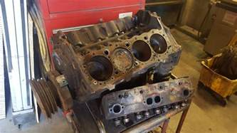 Chevrolet Small Block 400 400 Small Block Chevy V8 Engine Machine Work Rebuilding